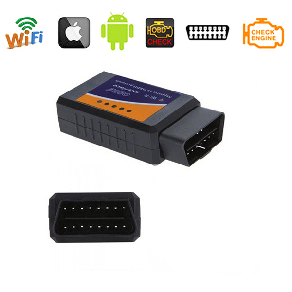 WIFI ELM 327 DIAGNOSTIKA OBD2 APPLE IPHONE IPAD IOS